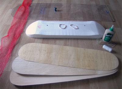 Preparing the Build - Thin Air Press