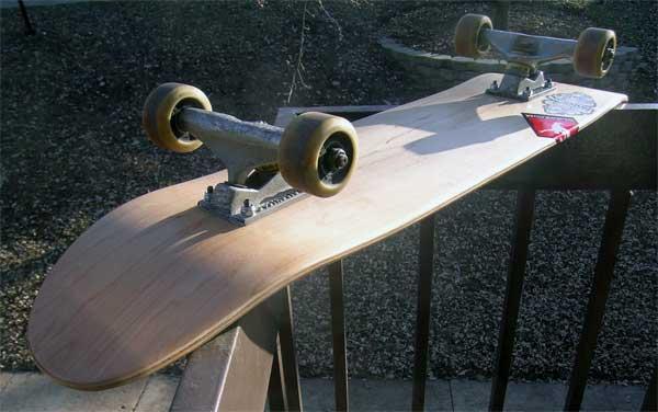 Finsihed Deck - Thin Air Press
