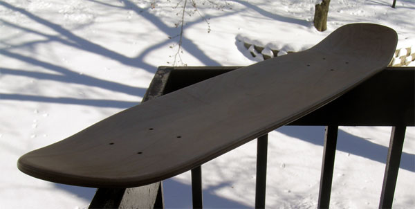Second Finsihed Deck - Thin Air Press