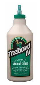 Titebond III - Glue for Skateboards